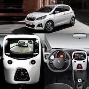 Peugeot 108 utilitaria para ciudad